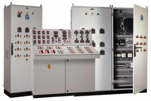 Control Panels, Switch Gears, Transformers