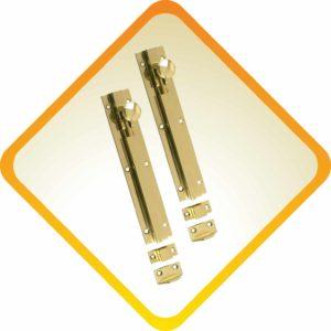 Brass Door Bolts