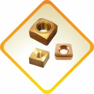 Square Nuts Panel